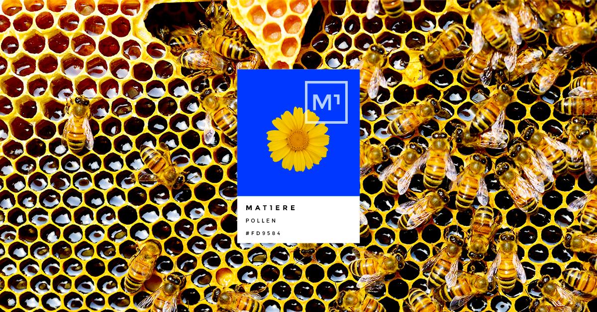 mat1ère-pollen